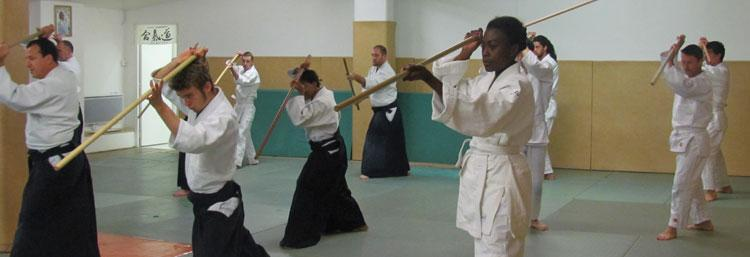 Aikido paris 75020