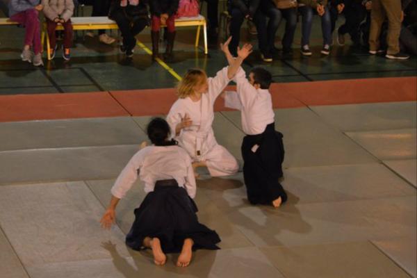 Fête des arts martiaux du 20e arrondissement