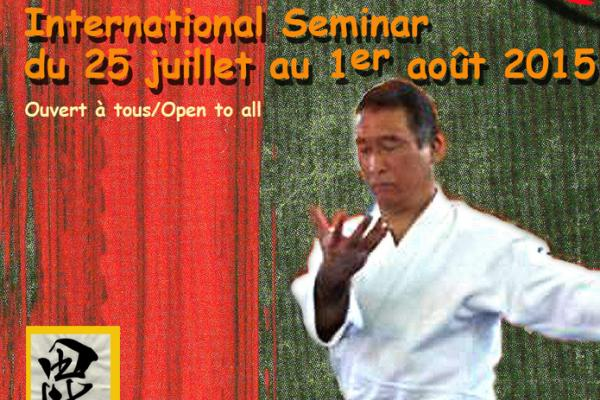 Stage Aikido International Birankai